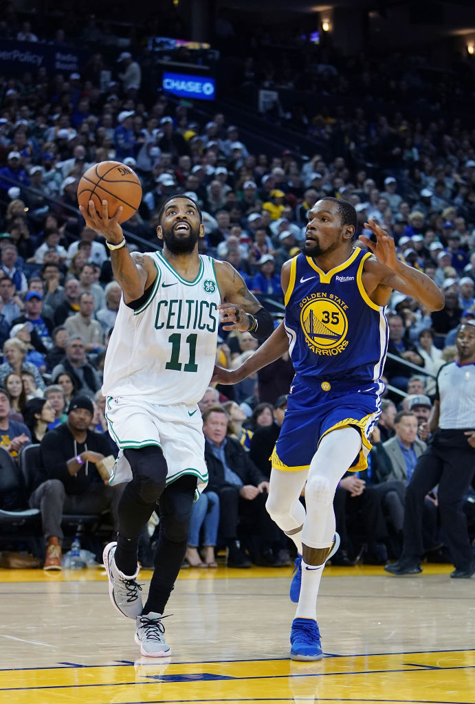 Boston Celtics v Golden State Warriors
