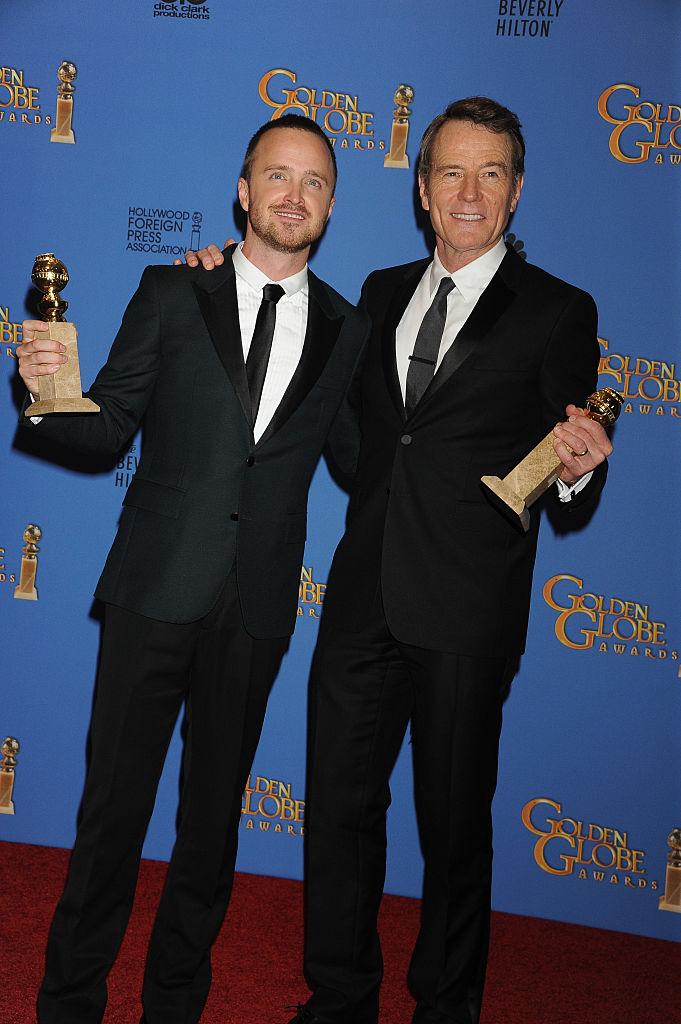 USA - 71st Annual Golden Globe Awards - Press Room