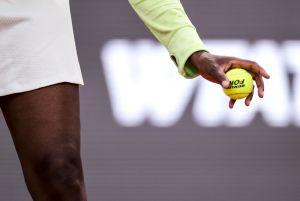Rome, IBI 19 International Bnl Tennis - Venus Williams vs. Elise Mertens