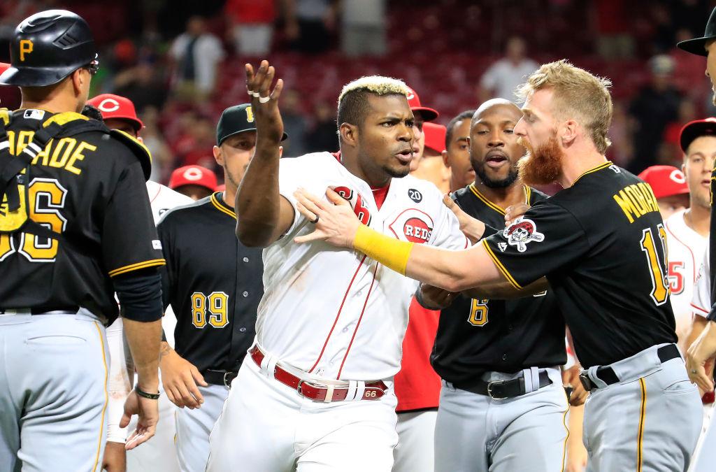 Pittsburgh Pirates v Cincinnati Reds