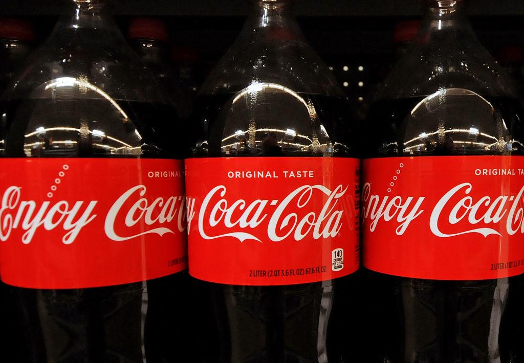 Coca-Cola Bottling Plant In Florida