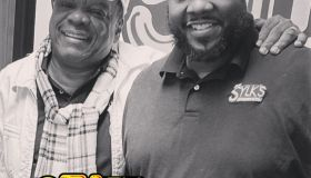 Sam Sylk and John Witherspoon