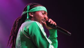 Jacquees At The Pageant