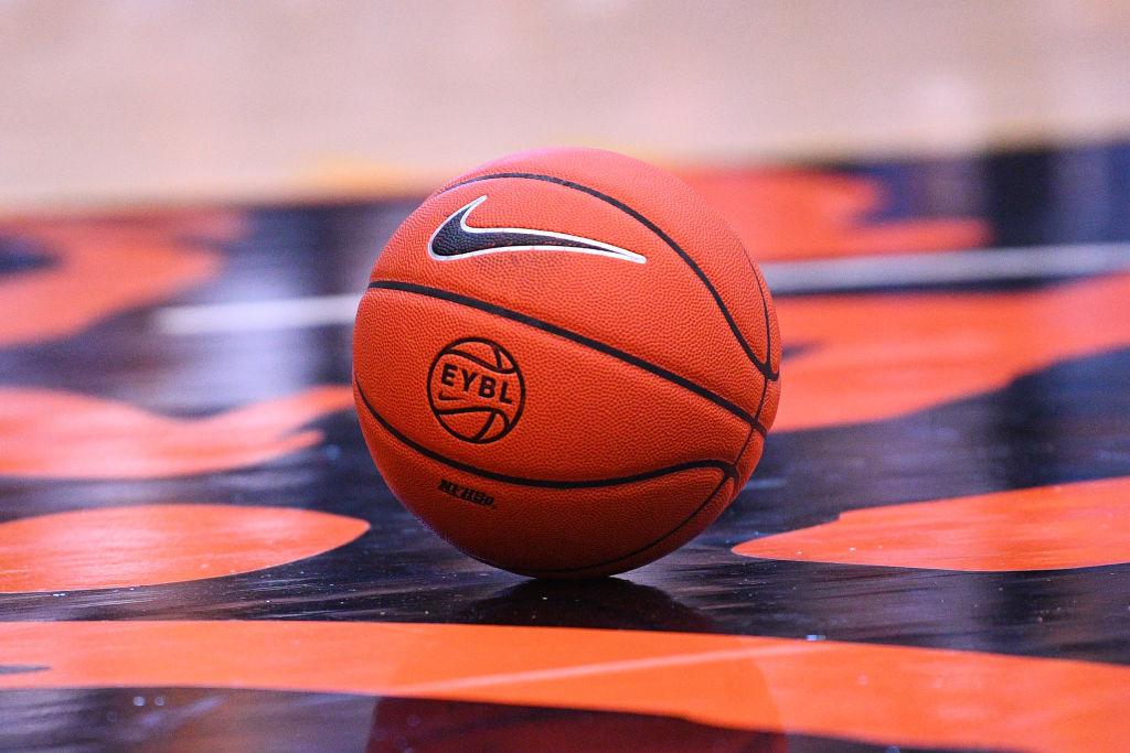 HIGH SCHOOL BASKETBALL: AUGUST 10 Nike Academy Showcase Game