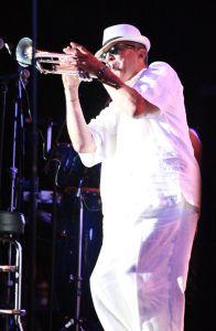 Tom Brown in concert