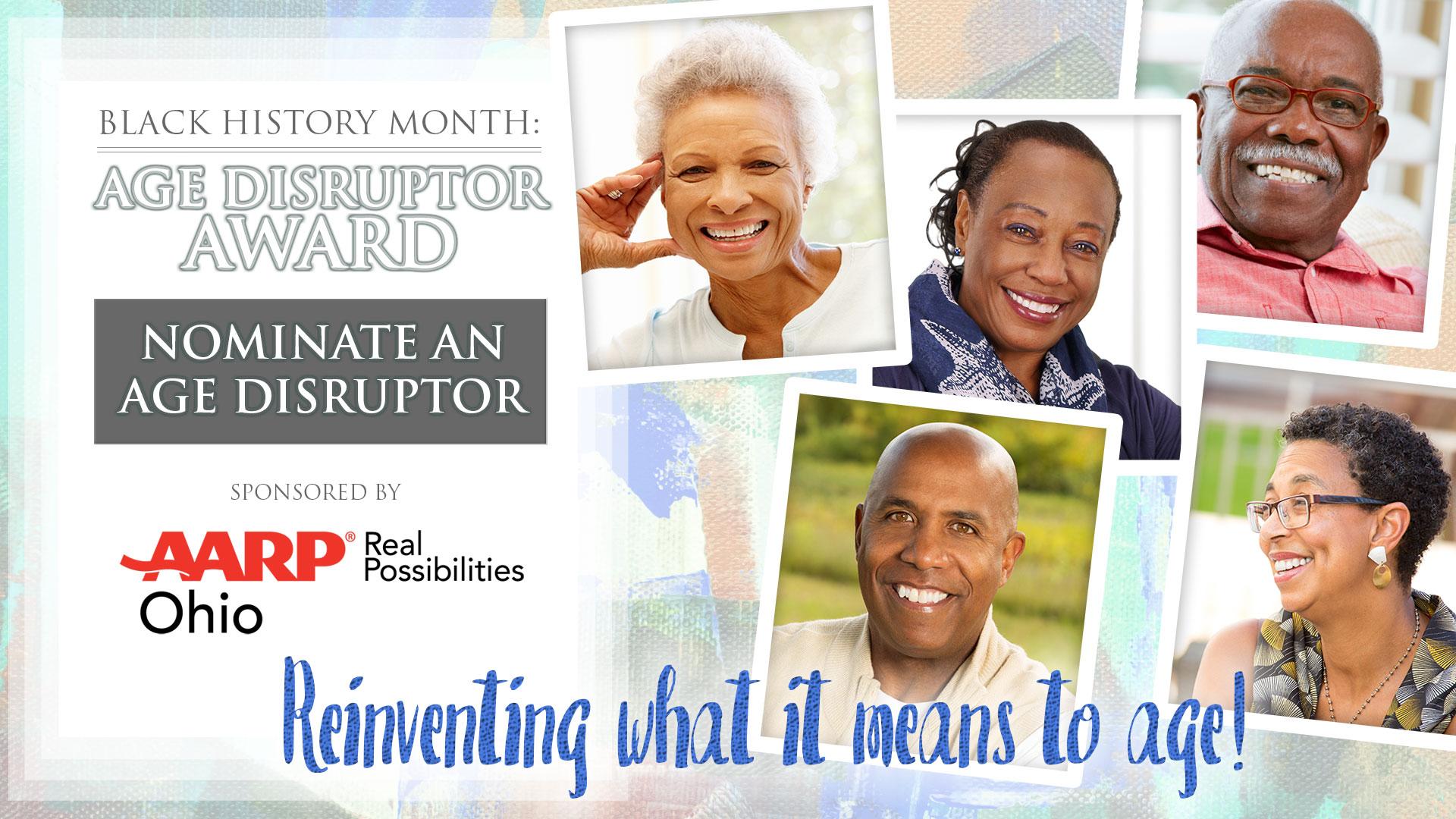 Disruptor Aging Award DL Graphic