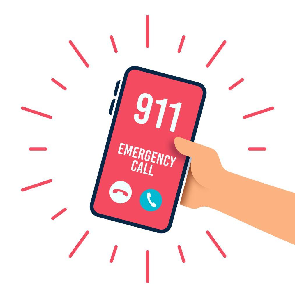Emergency Telephone Call