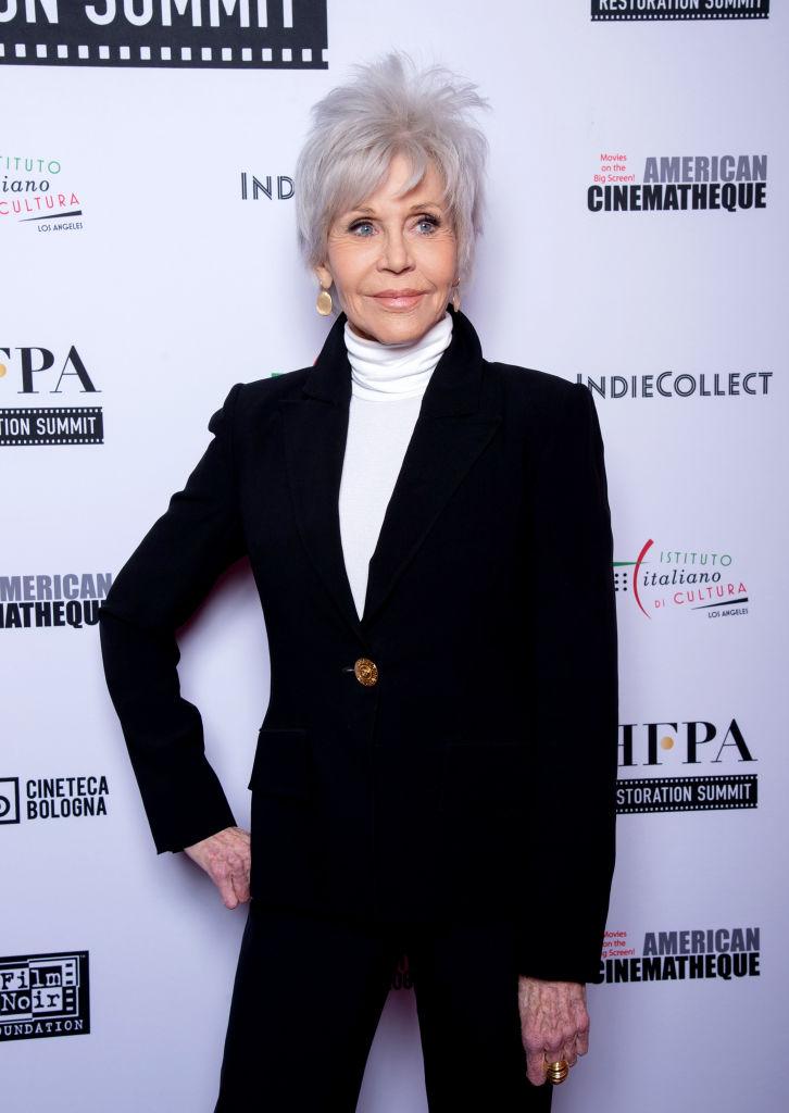 "American Cinematheque Hosts New 4K Restoration World Premiere Of ""F.T.A."" with Jane Fonda"