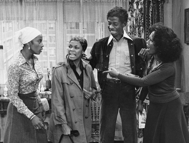 Cast of Good Times