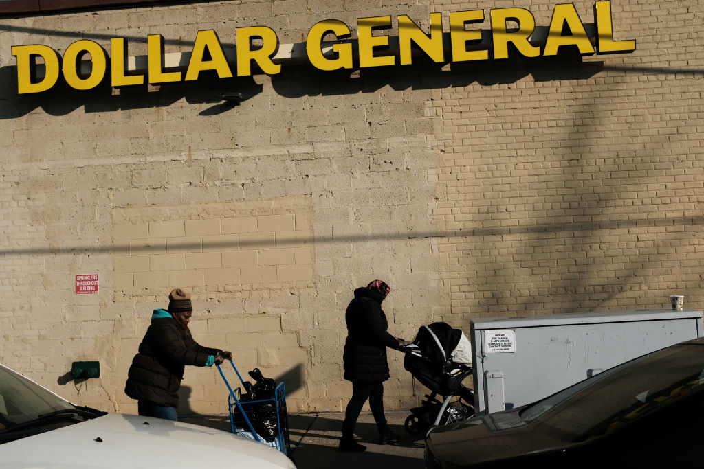 Dollar Stores On The Rise As The Erosion Of The Middle Class Continues
