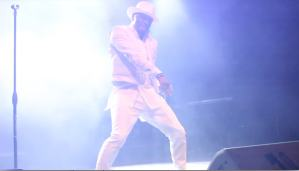 Teddy Riley & Friends Performance - #WEEDetroit