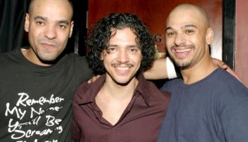 MBK's R&B Live Featuring Chico and El DeBarge - November 10, 2003
