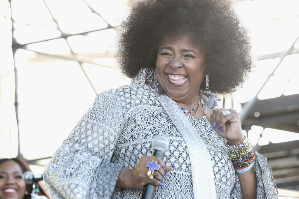 The 12th Annual Jazz In The Gardens Music Festival - Day 1
