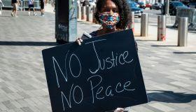 George Floyd Protest : Brooklyn, New York