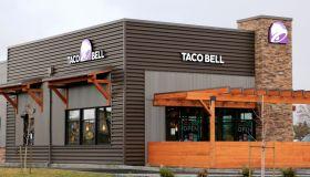 Taco Bell fast food restaurant