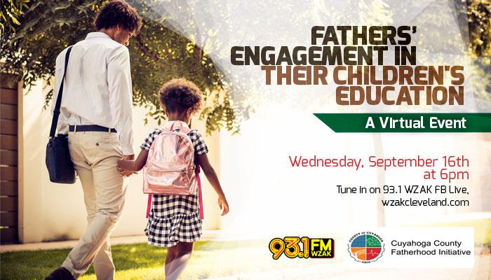 Cuyahoga County Fatherhood Initiative Virtual Event