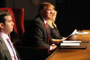 Bill Tompkins The Celebrity Aprentice Donald Trump Donald Trump Jr Ivanka Trump Archive