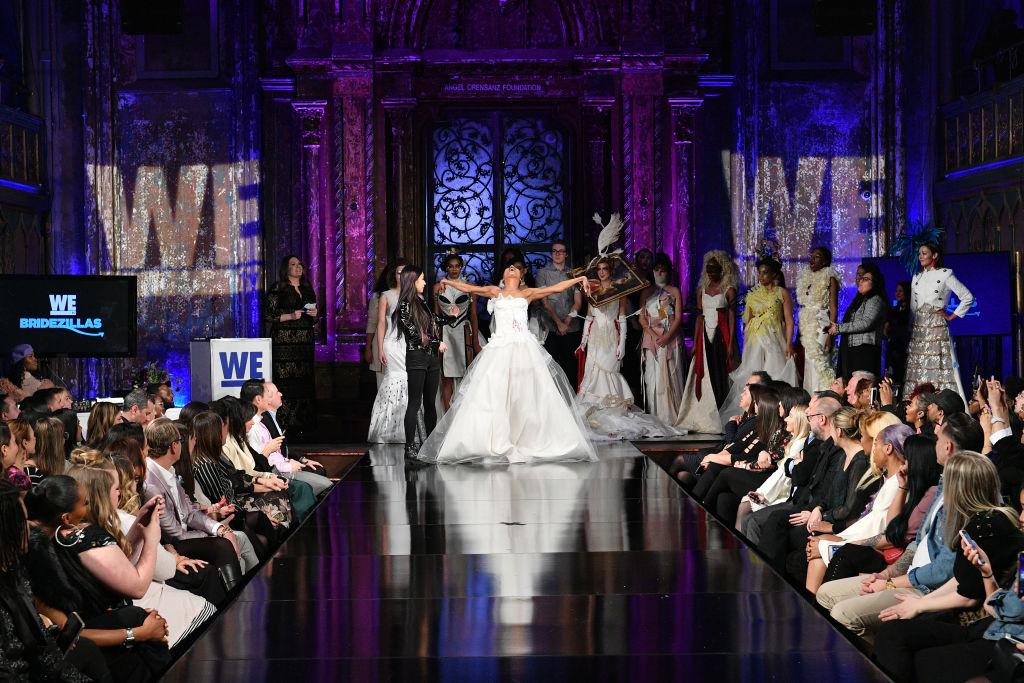 WEtv's Premiere Fashion Event Celebrating the Return of Bridezillas