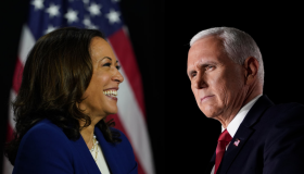 LIVESTREAM: Vice Presidential Debate Between Mike Pence And Kamala Harris