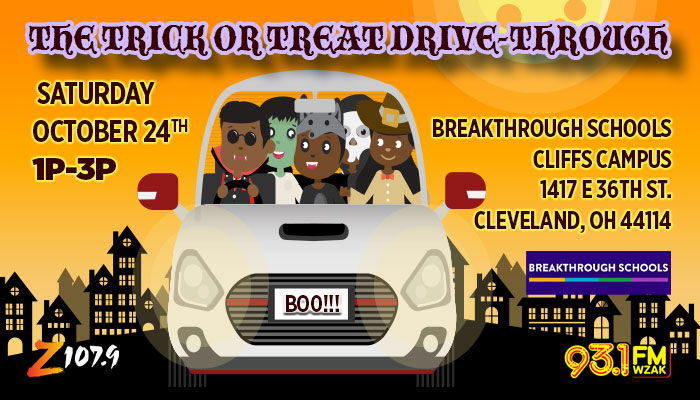 Drive Through Trick-or-Treat!