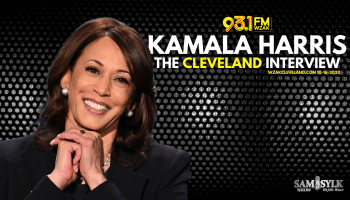 Kamala Harris Interview 2020 Cleveland