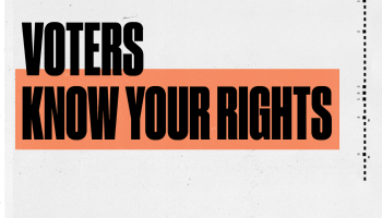 """WATCH: Sony Music Group Launches """"YOUR VOICE YOUR POWER YOUR VOTE"""" Campaign"""