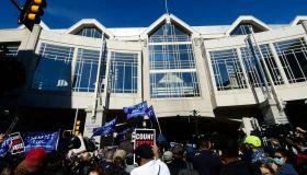 Philadelphia Awaits Election Results
