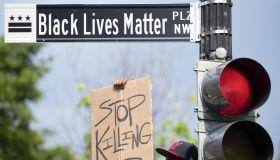 DC BLACK LIVES MATTER