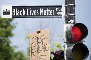 DC BLACK LIVES MATTER