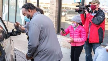 Sam Sylk Foundation Hosts 8th Annual Winter Coat Drive