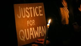 NYC: Vigil For Quawan Charles