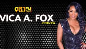 Vivica A. Fox Interview