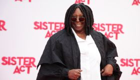 Whoopi Goldberg attends the premiere of the musical 'Sister Act' at the AFAS Circus Theater