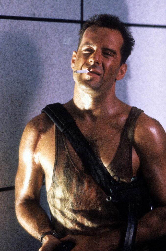 Bruce Willis In 'Die Hard'