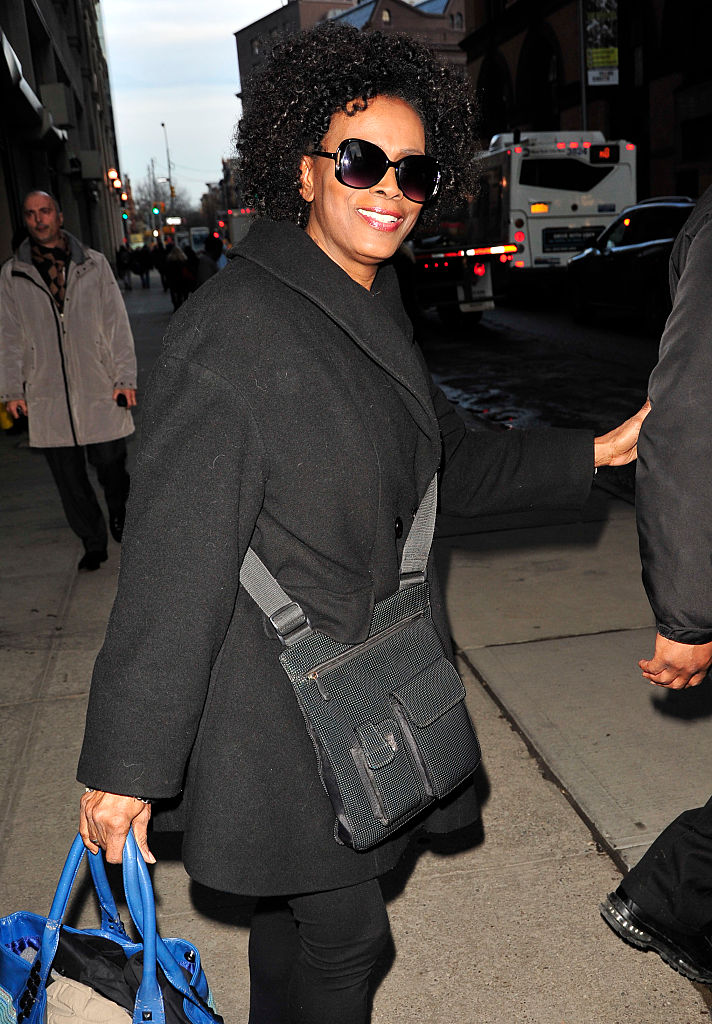 Celebrity Sightings In New York City - January 28, 2016