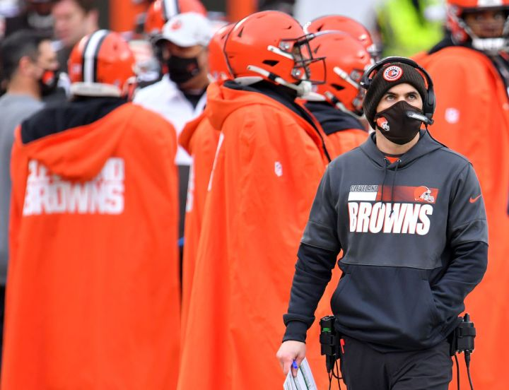 Cleveland Browns' Head Coach Kevin Stefanski Tests Positive For COVID-19