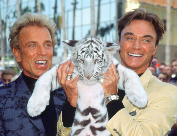 US-ENTERTAINMENT-SIEGFRIED-ROY