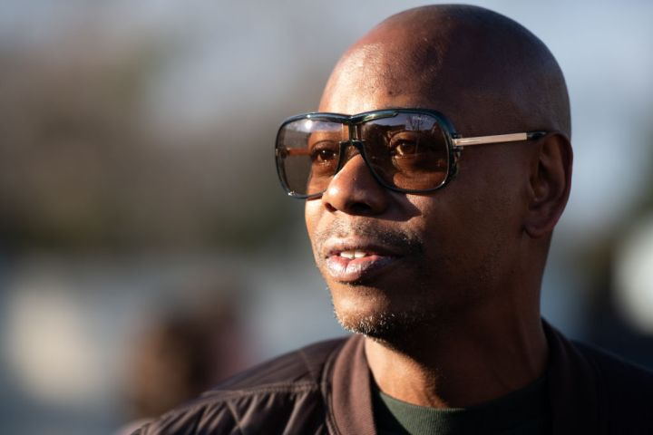 Dave Chappelle Tests Positive For COVID-19