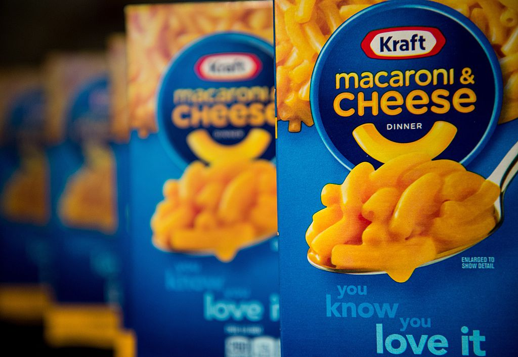US-LIFESTYLE-FOOD-KRAFT-MACANDCHEESE