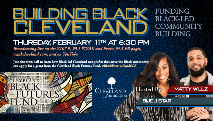 Cleveland Black Futures Fund Virtual Event