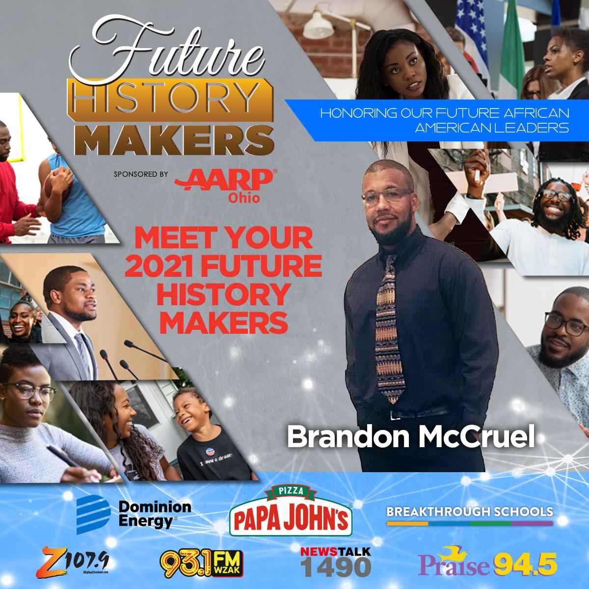 Future History Makers 2021 Winners