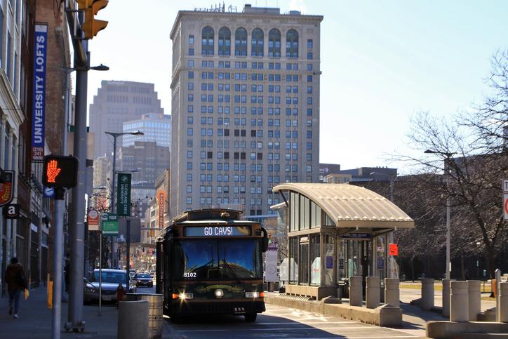 Historic Euclid Avenue's Millionaire's Row