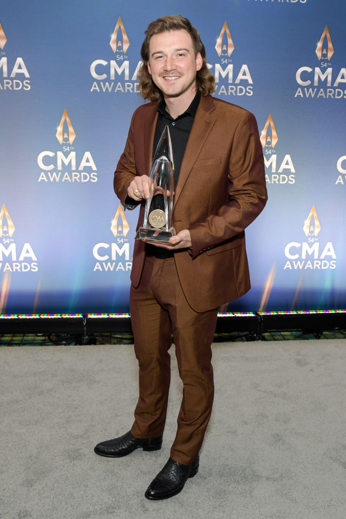 The 54th Annual CMA Awards - Winners Stop