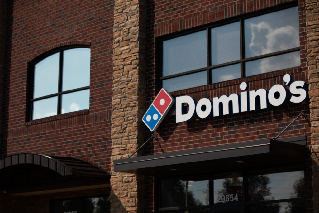A Domino's Location Ahead Of Earnings Figures