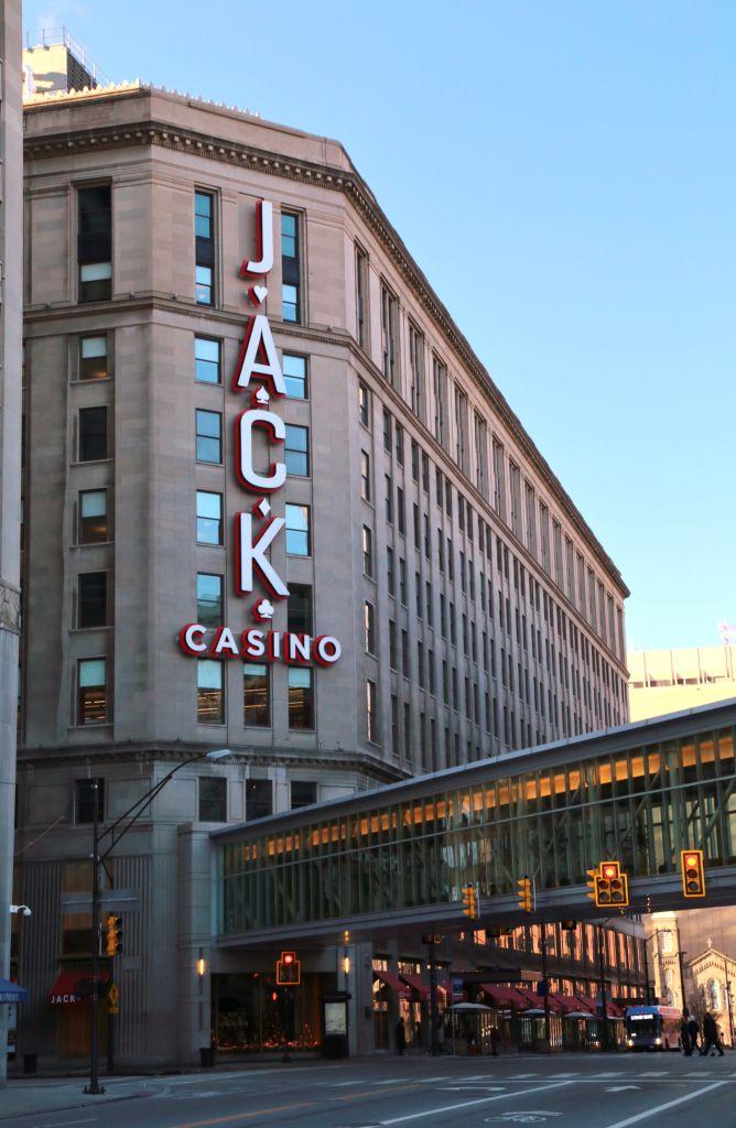 The Jack Casino, Cleveland, Ohio, USA