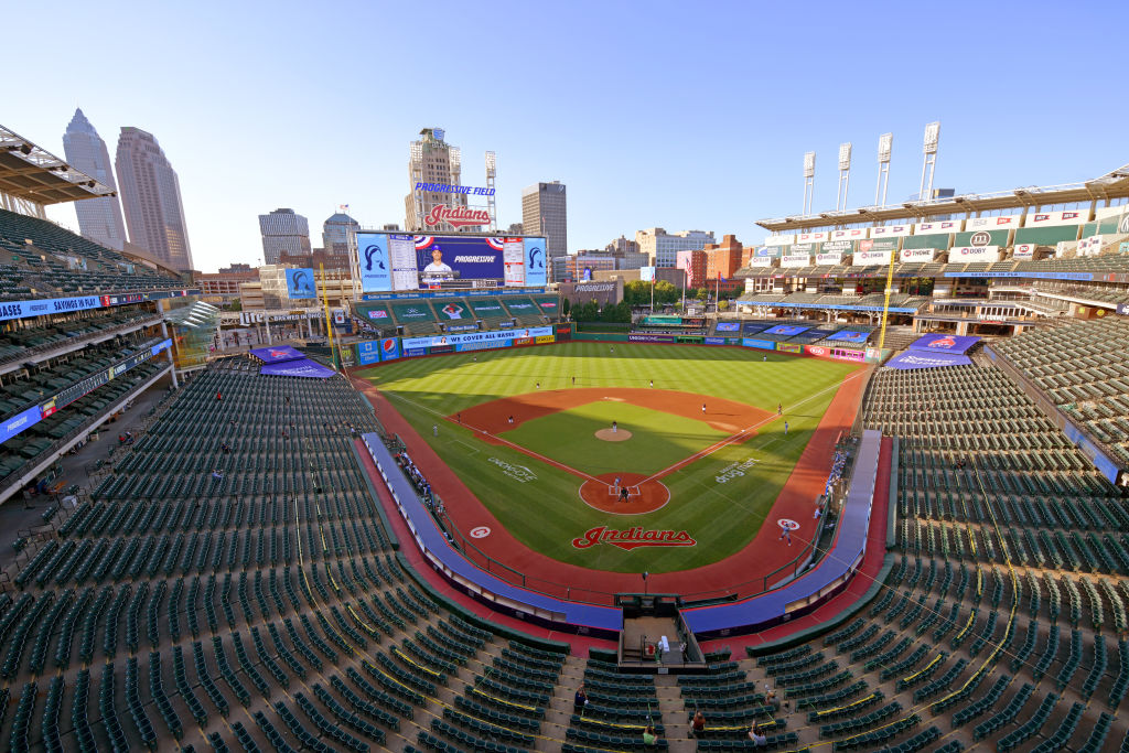 Kansas City Royals v Cleveland Indians