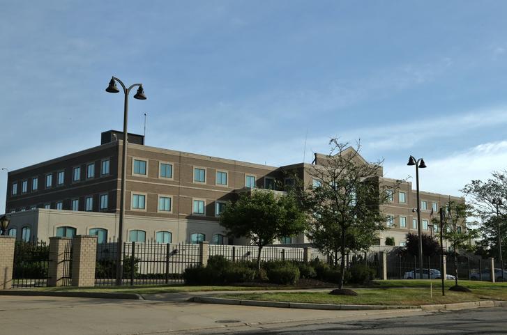 FBI Cleveland field office, Federal Bureau of Investigation, Clevleand, Ohio, USA