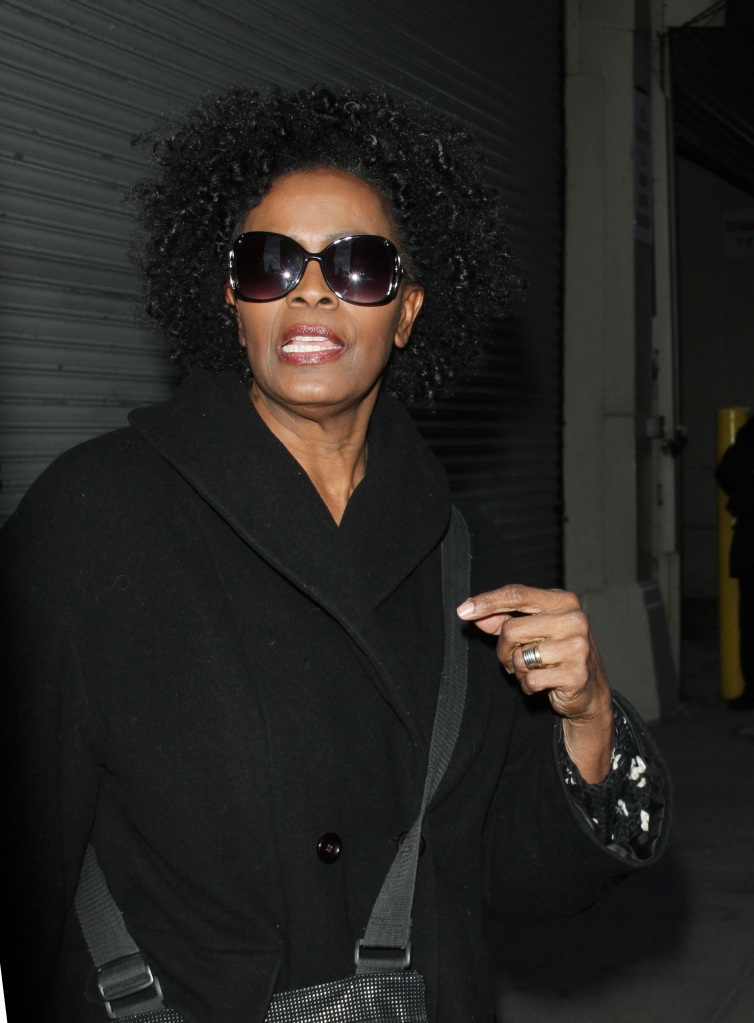 Former 'Fresh Prince of Bel Air' star Janet Hubert leaves HuffPost Live