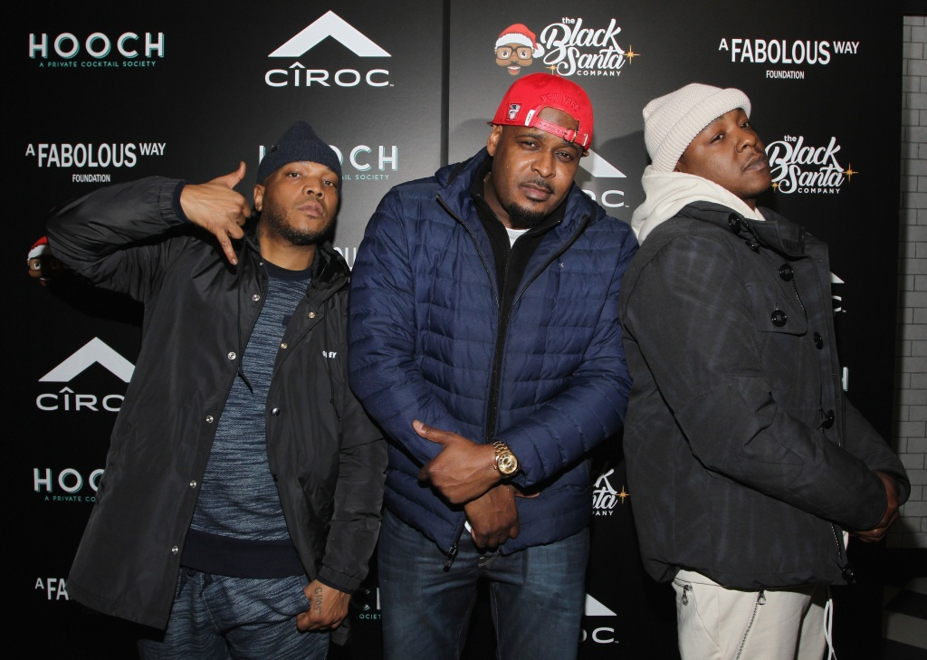 The Black Santa Company And A Fabolous Way Host A Winter Wonderland Toy Drive