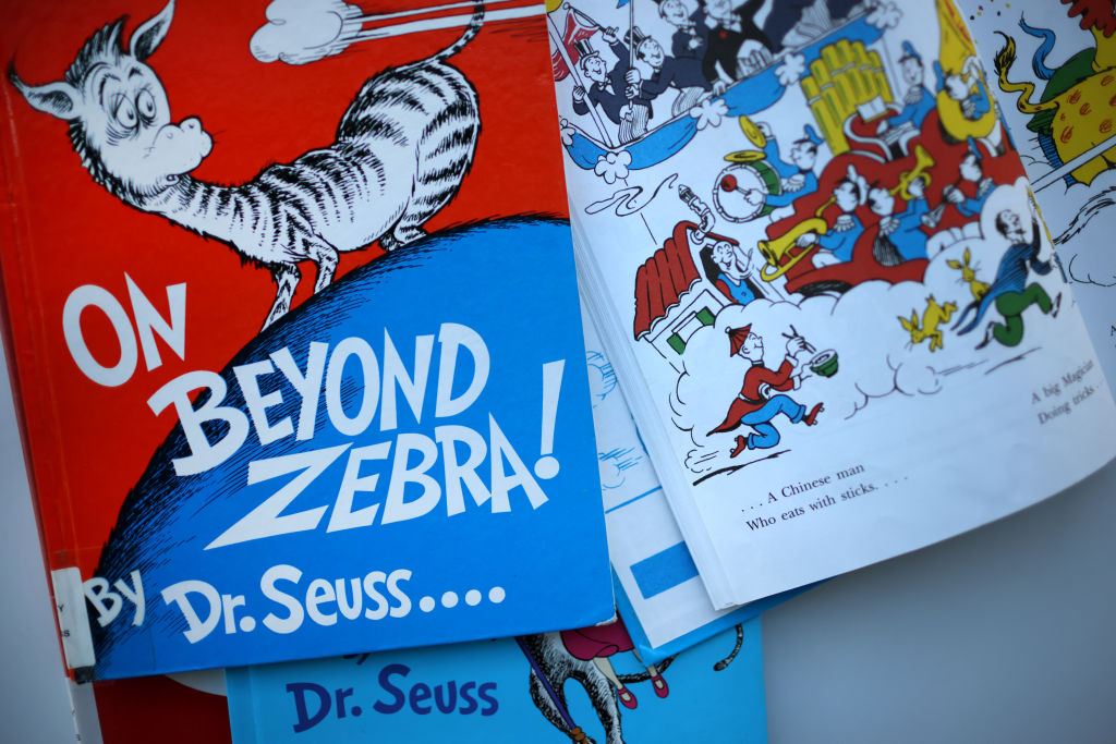 Six Dr. Seuss Books To Stop Being Printed For Insensitive Imagery